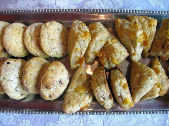 dreamy cream scones like dreamy cream scones smitten dreamy cream ...