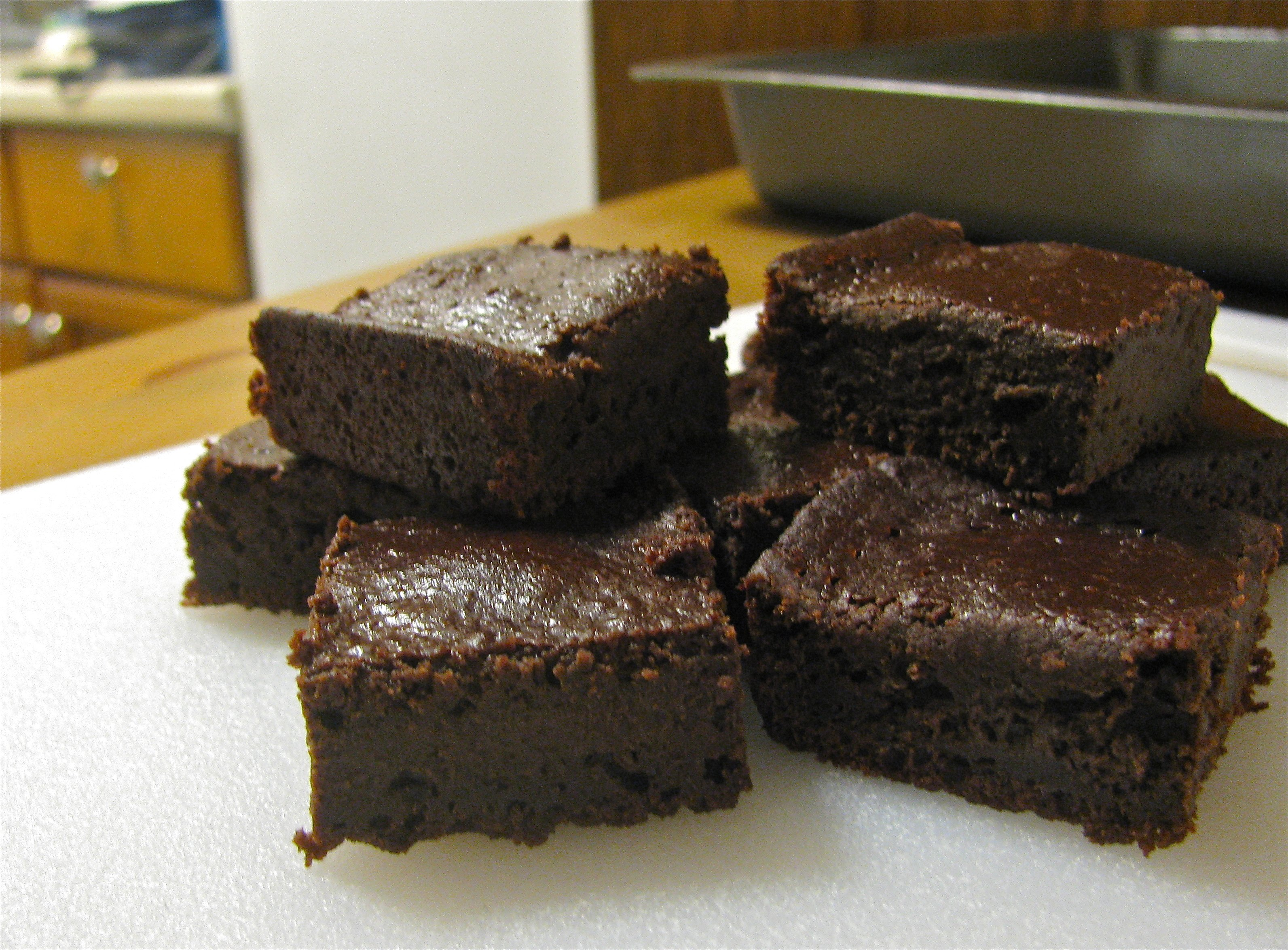 Vegan Black Bean Brownies | margaret in the city