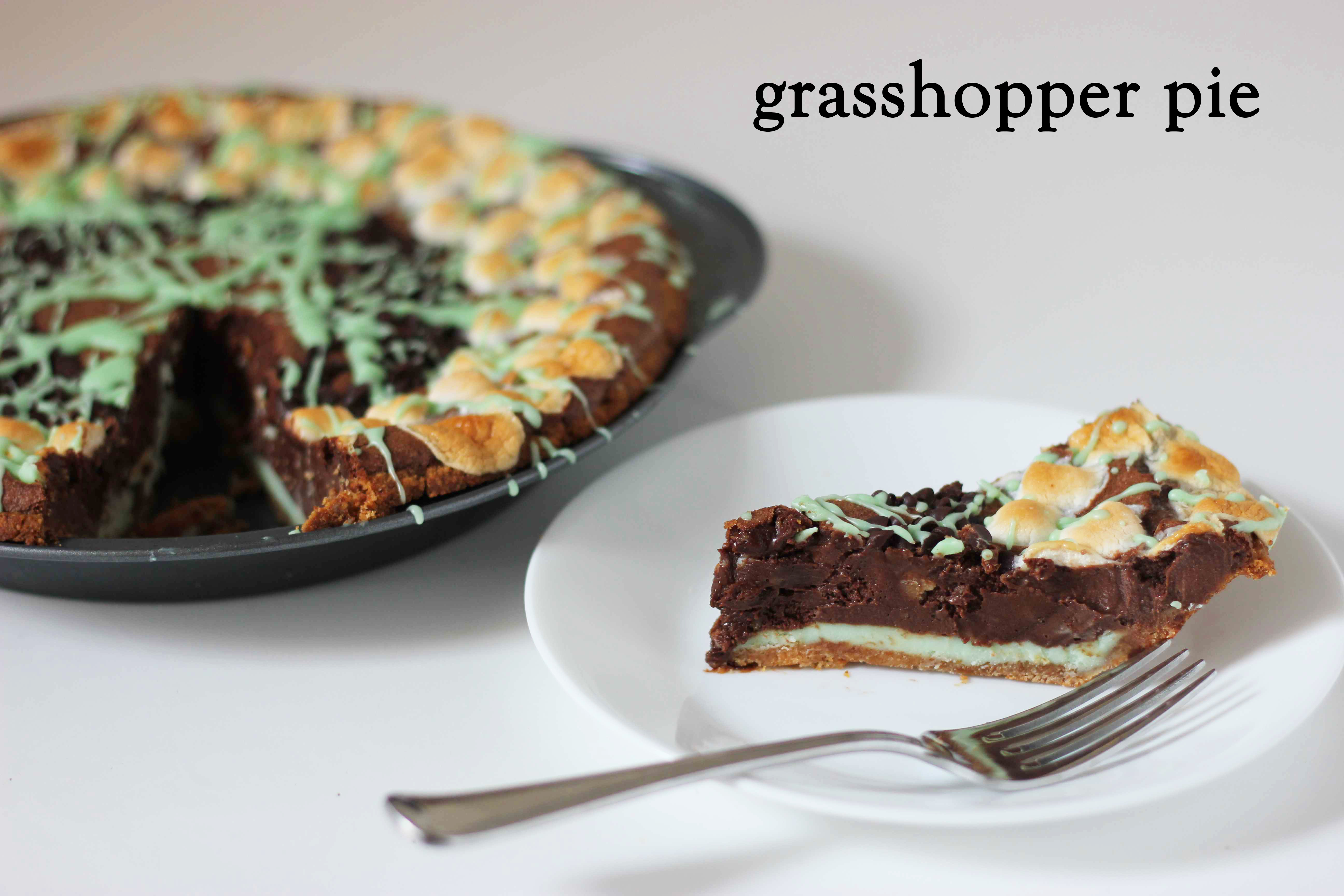 momofuku milk bar exam no. 2 {grasshopper pie} | margaret ...