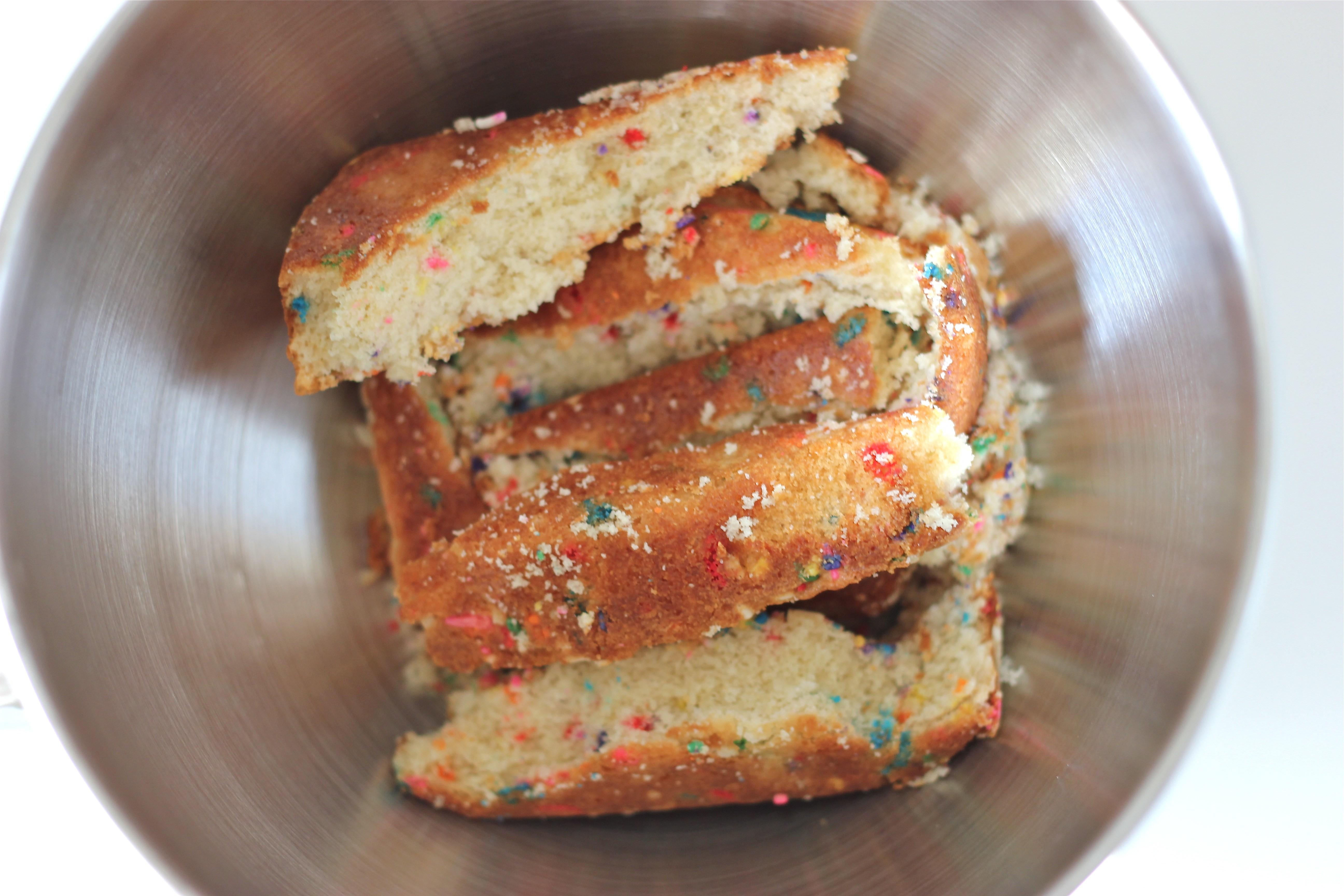 Birthday Cake Truffles Recipe Momofuku