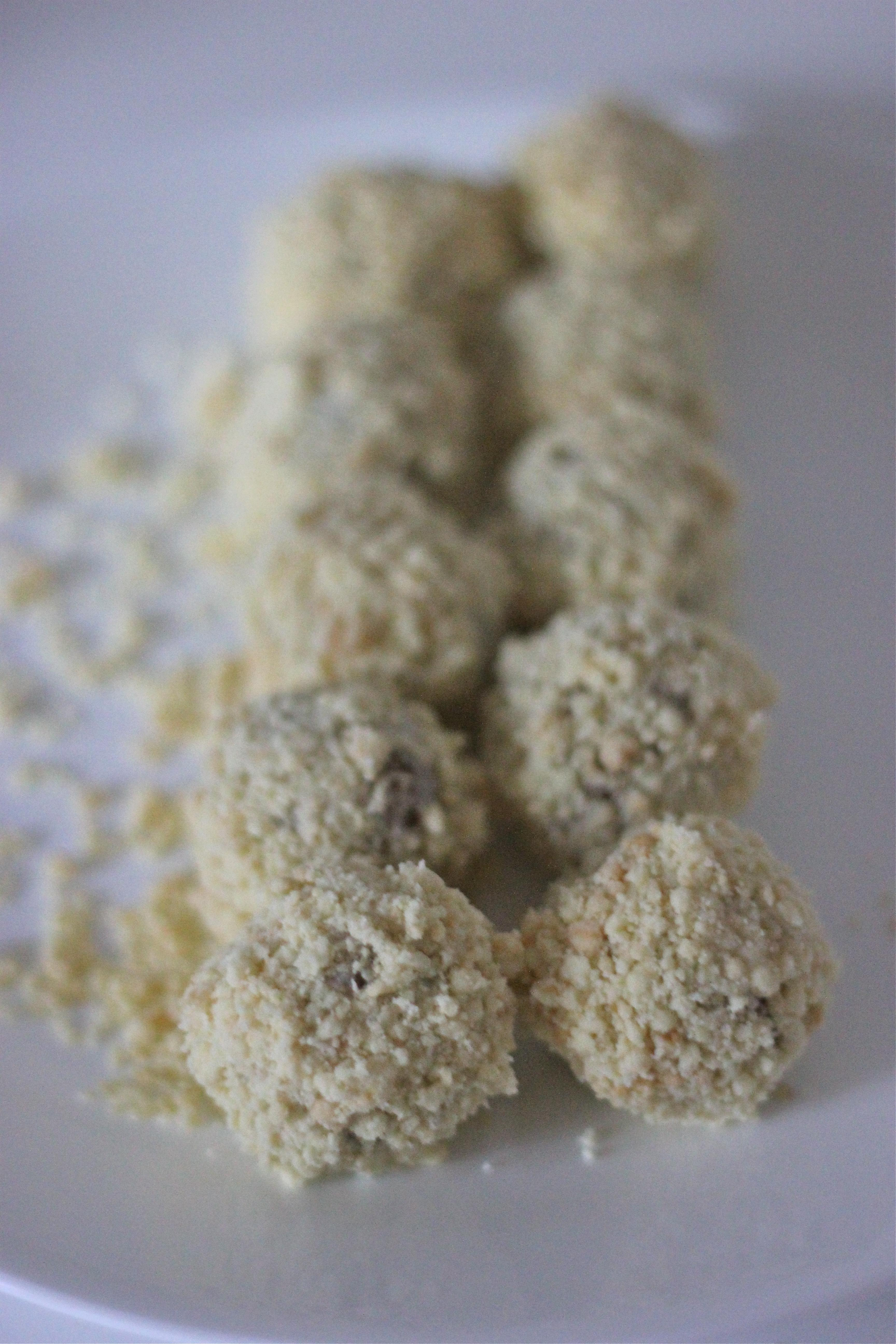Momou Milk Bar Exam No 10 Carrot Cake Truffles Margaret In The City